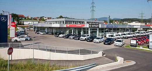 Autozentrum harb der partner f r ihr auto for Autohaus harb weiz